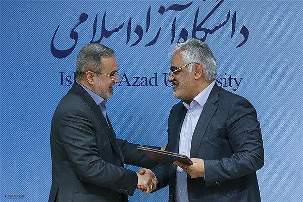 وزیر مستعفی آموزش و پرورش معاون دانشگاه آزاد شد