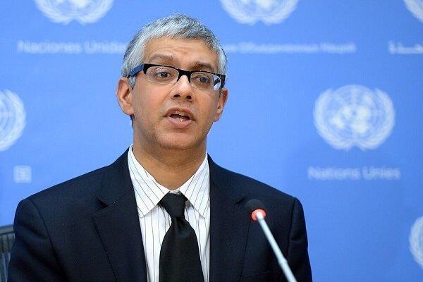 واکنش سازمان ملل به محدودیت های آمریکا برای وزیر خارجه ایران