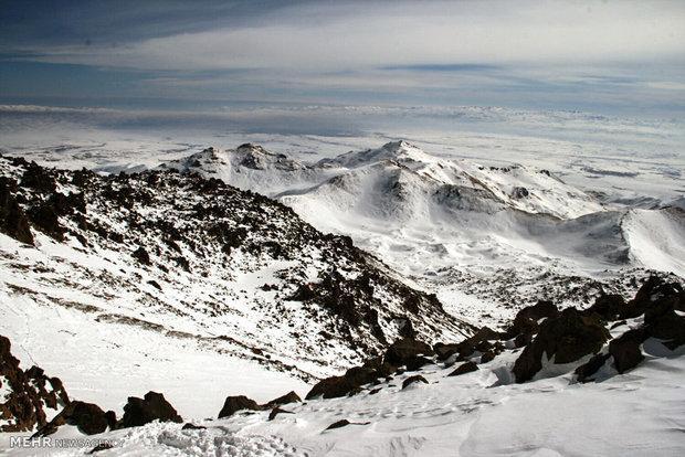 کوهنوردانی از 10 کشور دنیا به سبلان صعود می نمایند