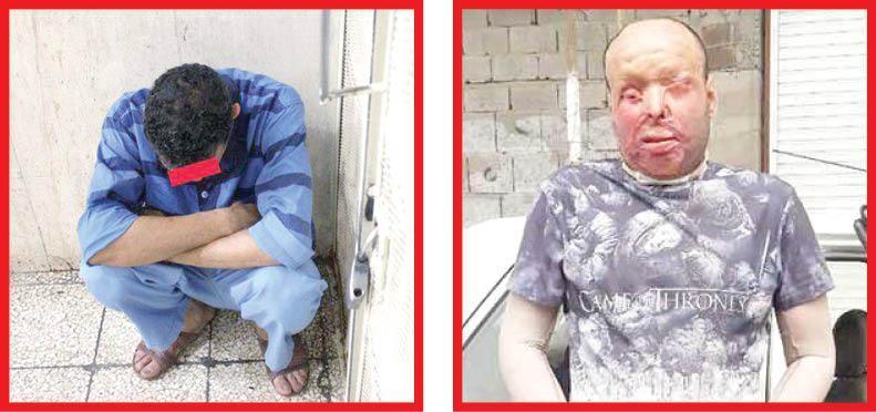 پلان آخر در دوئل اسیدی مردان مخوف پایتخت