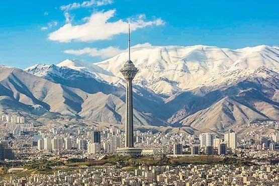 هوای تهران در 8 اسفند ماه؛ قابل قبول است