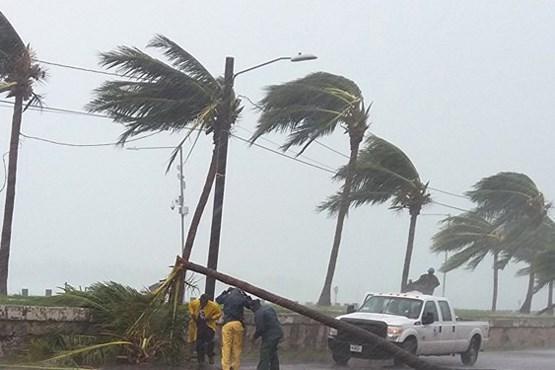 وزش باد شدید در بعضی مناطق کشور