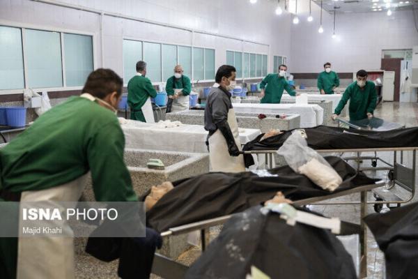 6 فوت کرونایی تازه طی 24 ساعت گذشته در کهگیلویه و بویراحمد